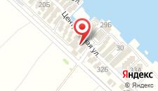 Мини-отель 36 на карте