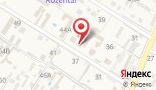 Отель Ковчег на карте