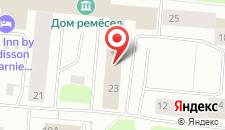 Отель Моряк на карте