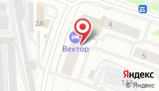 Мини-отель Вектор на карте