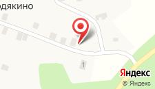 Гостевой дом Твердякино на карте