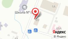 Гостиница Братислава на карте