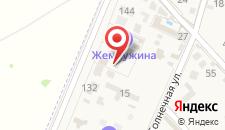 Гостевой дом Юкка на карте