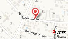 Гостевой дом Мамин дворик на карте