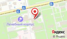 Санаторий Днепр на карте