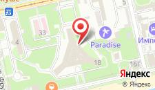 Пансионат Киев на карте