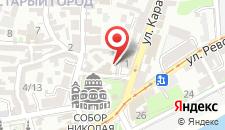 Мини-отель Ирина на карте