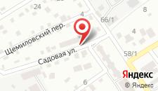 Отель Пантагрюэль на карте