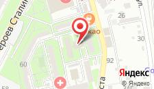Гостиница Аурелия на карте