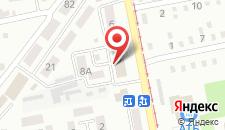 Бизнес-отель Аккорд на карте