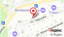 Гостевой дом Guest House К&T на карте