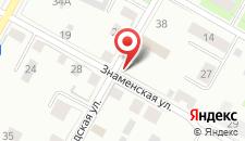 Отель Подворье на карте