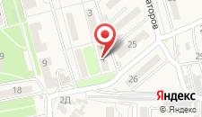 Апартаменты Наш Парус на карте