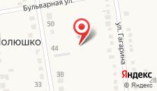 Гостевой дом Сабрина на карте
