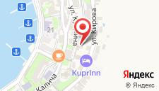 Гостевой дом KuprInn на карте