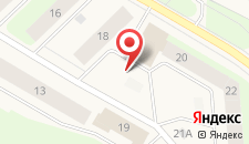 Гостиница Горница на карте