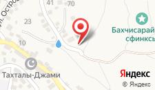 Мини-гостиница Диляра-Ханум на карте