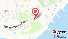 Отель Дача Петровичи на карте