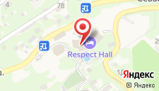 Спа-отель Respect Hall Resort SPA на карте