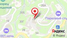 Мини-отель Юсуповский Дворец на карте