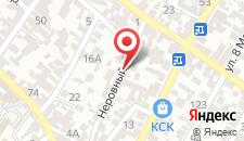 Апарт-отель Режанс на карте