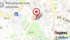 Парк-Отель Солярис на карте