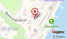 Пансионат Гринцовский на карте