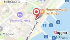 Мини-отель Мариино на карте