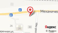 Гостиница У Максимыча на карте