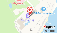 Санаторный комплекс Ай-Даниль на карте