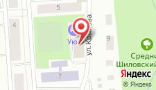 Отель Петроглиф на карте
