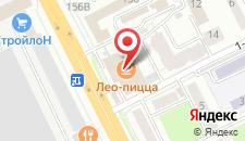 Мини-отель Николь на карте