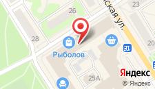 Отель Центр на карте