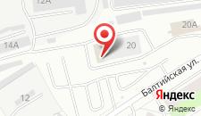 Мини-отель Hostel-КИЖИ на карте