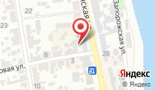 Апартаменты La Vida на карте