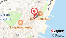 Мини-отель Лидия на карте
