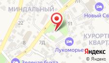 Гостевой двор Князь Голицын на карте