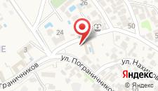 Отель Шейх на карте