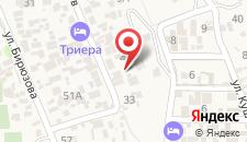 Гостевой дом Владимирский двор на карте