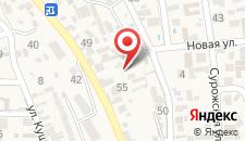 Гостевой двор Ольга на карте