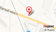 Спа-отель Староямская на карте