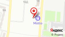 Отель 8 миля на карте