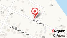 Вилла Ангел на карте