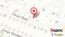 Гостиница Семейный отель на карте