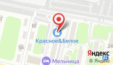 Гостиница Мельница на карте