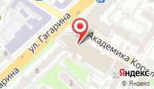 Отель Four Points by Sheraton Калуга на карте