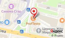 Отель Park Hotel Kaluga на карте