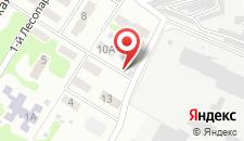 Отель ZS Клуб на карте