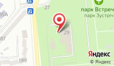Отель Меркурий на карте