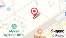 Отель Караван-Сарай на карте